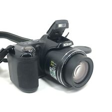Nikon CoolPix L810 Digital Camera 16.1 MP 104mm Zoom Photography Photos Pictures