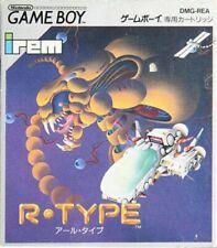 Nintendo Gameboy juego-R-Type 1 jap módulo