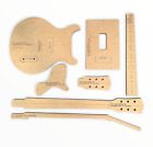 Template Set - Gibson Les Paul Junior Type Double Cutaway Body and Neck for sale