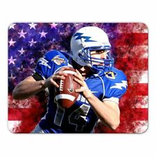 "Tapis de souris ""American Football"" #jedenverdammtensonntag - Super Bowl-NFL"