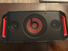 Beats by Dr. Dre Beatbox Portable Bluetooth Speaker with iPhone Dock - Black