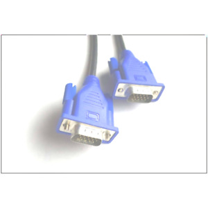 VGA Cable E239426 AWM 20276 30V 15-pin Male To Male Monitor Cable VW-1