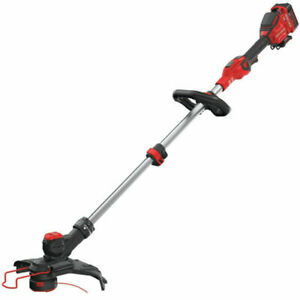 Craftsman CMCST910M1R 20V 13 in. Trimmer/Edger Kit 4 Ah