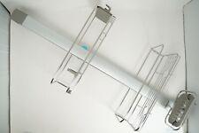 Simplehuman Over Door Shower Caddy Adjustable Stainless Anodized Aluminum BT1101