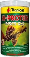 Tropical HI-PROTEIN plecos XXL 1000 ml Protéine Nourriture Nouveauté