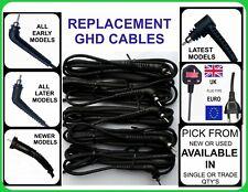 GHD Cable Hair Straightener Repair Power Cord Wire Flex All GHD Models