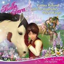 Bella Sara - Emma Roland und Ihr Magisches Pferd Wings - Hörspiel - CD - *NEU*