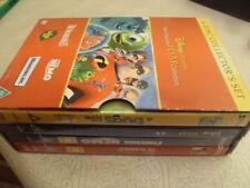 Disney Presents The Ultimate PIXAR Collection DVD Boxset 4-Film Set (6-Discs)
