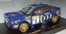 Voitures de courses miniatures pour Subaru 1:18
