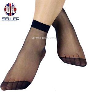 12 Pairs Ankle High Ladies women Girls Ultra-Thin Socks Short Nylon Summer Socks
