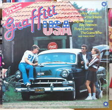 GRAFFITI USA CHEVROLET CAR COVER 32 OLDIES FROM RCA DOUBLE FRENCH LP RCA 1978