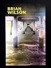 Brian Wilson - Live At Fingerprints 4/9/14 Concert Poster Ltd. Original Press