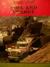 FUEL AND ENERGY READ ABOUT HERTA S. BREITER 1991 HARDCOVER