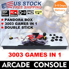 2706&3003 Games in 1 Newest Pandore Box 2D&3D  Home Arcade Console HD US Stock