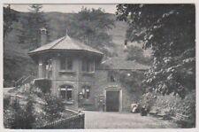 Worcestershire postcard - Great Malvern, St Anne's Well
