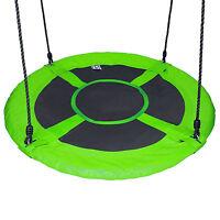 60cm Children Round Outdoor Nest Tree Swing Large Seat Kids Yard Play Equipment