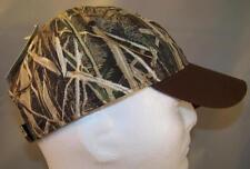 Cabelas Camo Hat Adjustable Velcro One Size Ball Cap Mossy Oak Camo New w/Tags