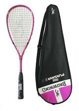 Browning Plasma Nano 120 Pink Carbon Squash Racket RRP £290