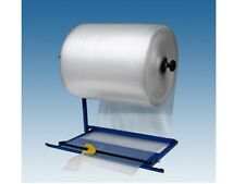 Tisch-Schneidständer Abrollständer Abroller für Luftpolsterfolie 100cm + 2xFolie
