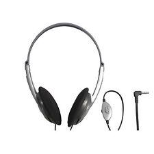 Leichtgewicht Stereo-Kopfhörer mit Lautstärkereglung und 5m Zuleitung