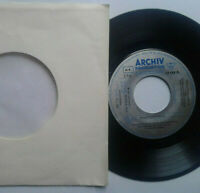 "Händel / Concert für Harfe / Andante Allegro ... 7"" Vinyl Single Archiv 37188"
