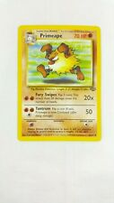 2 x Pokemon Card - Primeape - Jungle 43/64