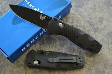 Benchmade 585BK Mini Barrage Spring Assisted Opening Knife w/ Axis Lock 154CM