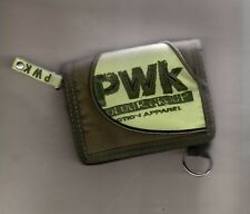 """portafomonete-portachiavi """"piccwick """" color verdone - nuovo - 11 euro -"""
