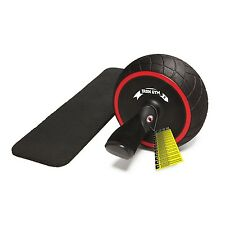 Speed Abs Complete Ab Workout System Abdominal Roller Wheel by Iron Gym New