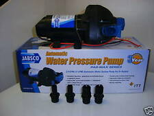 Jabsco par max water pump. Canal boat, yacht, motor home, cruiser.