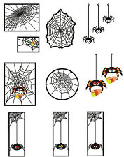 """ABC Designs 11 Spider Lace Standalone Machine Embroidery Designs Set 5""""x7"""" hoop"""