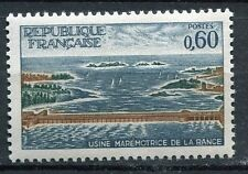 STAMP / TIMBRE FRANCE NEUF LUXE ** N° 1507 ** USINE MAREMOTRICE DE LA RANCE