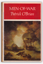 Men-of-War Patrick O'Brian U.K. HC 1st 1974, British Navy in 1700s: Guns, Ships