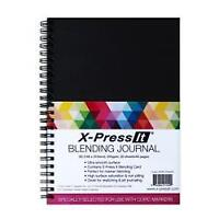 X-Press It Blending Journal. A5/A4/A3 . Choose Your Size