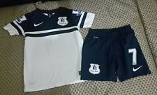 Everton football kit for boys size 8-10 years      nike    #7 Jelavić
