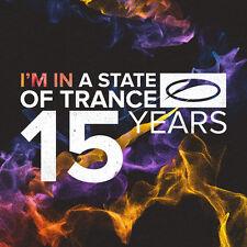 State Of Trance: 15 Years - 2 DISC SET - Armin Van Buuren (2016, CD NEUF)
