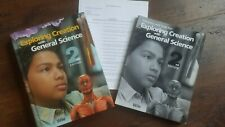 Apologia Exploring Creation with General Science Set Text ~ Tests ~ Solutions