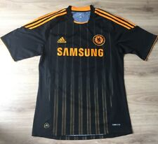 CHELSEA FOOTBALL SHIRT AWAY KIT 2010 ADIDAS. MEDIUM. EXCELLENT CONDITION