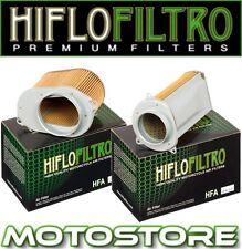 PAIR OF HIFLO AIR FILTERS FITS SUZUKI VS800 GLN P R S T V INTRUDER S50 1992-2009