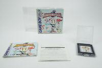 Game Boy Color *Bomberman Quest* OVP mit Anleitung in Schutzhülle