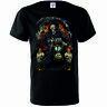 T-Shirt Morte Teschio Gothik-&tattoodruck 9 Tonalità Modello Grim Reaper