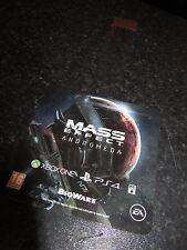 Mass Effect Andromida: Shelf Wobbler