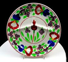 """PETRUS REGOUT AND MAASTRICHT GPO26 ROSE STICK PATTERN 10"""" GRILL PLATE"""