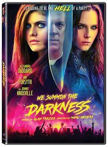 We Summon the Darkness (DVD, 2020)