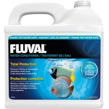 Fluval AQUA PLUS Water Conditioner New Fish Tank Freshwater Aquarium Tap Safe
