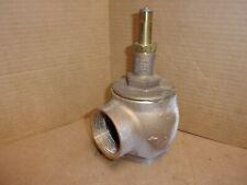 Elk Hart Brass Fire Hose Valve 1057 63 Sm 2 12 No Handle No Box