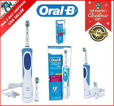 Sonic Electric Toothbrush Battery Power Rechargeable Oral Hygiene Dental Care