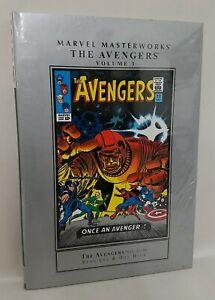 Marvel Masterworks Avengers Vol 3 Hardcover New Sealed 21-30 Stan Lee  Don Heck