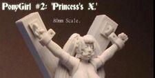 Monolith Models Pony Girl #2 Princess X On Cross
