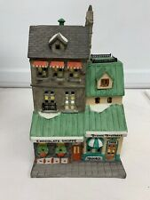Department 56 Heritage Village Christmas In The City Series The Chocolate Shoppe
